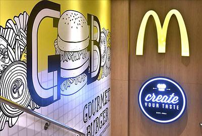 McDonald's – Alphabet